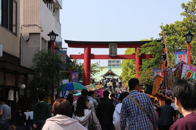 亀戸天神 (4)