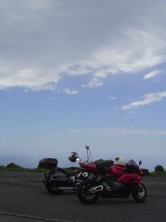 空とバイク2