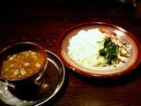光麺つけ麺