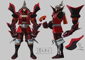 C0026A hideyoshi_zenshin02