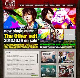 GRANRODEO公式サイト