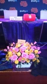 お花ありがとうございます☆