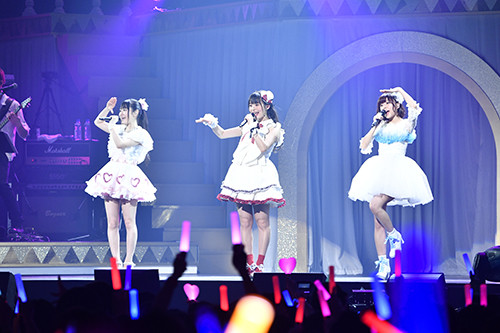 KING SUPER LIVE 2017 TRINITY」...