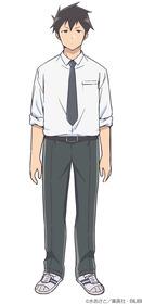 ライドウ_キャラクタービジュアル