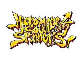 【言霊少女プロジェクト】Microphone Soul Spinnersロゴ