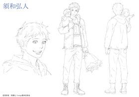 【orange】キャラクター設定(26歳)第1弾_須和