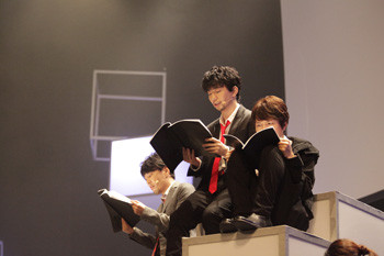 kiramune presents リーディングライブ