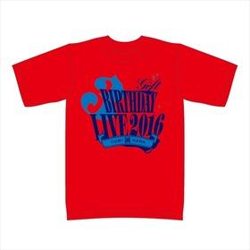 原由実バースデーライブ「Gift」Tシャツ