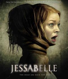 「ジェサベル」セル ブルーレイ ジャケット写真