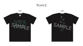 10TシャツC