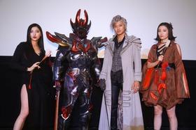 TVドラマ『神ノ牙JINGA』上映会&トークイベントのオフィシャルレポートが到着!