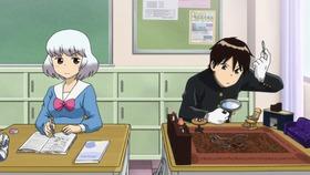 アニメ「となりの関くん」30秒PV写真