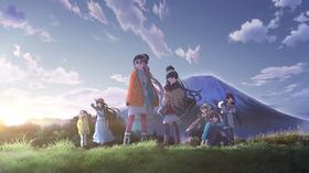 TVアアニメーション『ゆるキャン△』シリーズビジュアル