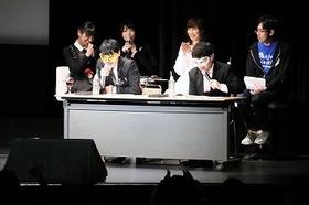 伊福部さん・向さん・七瀬さん・青木さん・夏海さん・哲ひとさん5