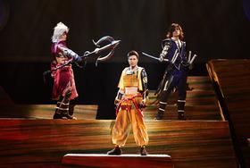 舞台「戦国BASARA3」-咎狂わし絆-4