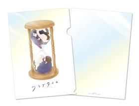 【フラグタイム】ムビチケ特典_クリアファイル