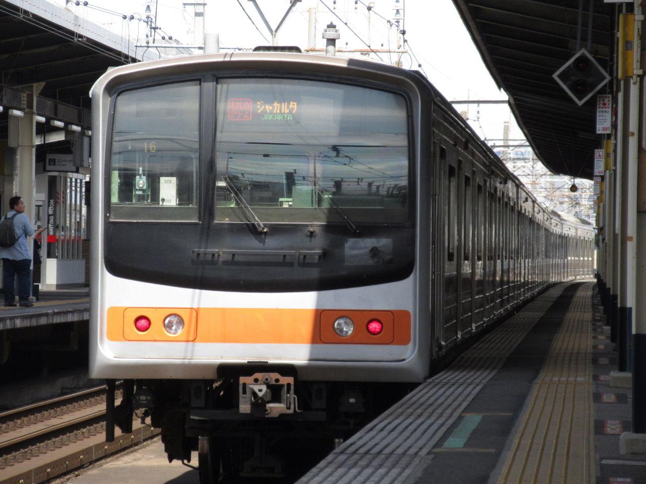 運用 武蔵野 線