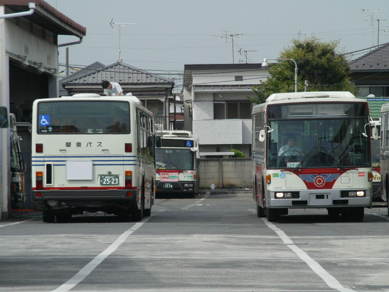 西武関東バス日記                C2015
