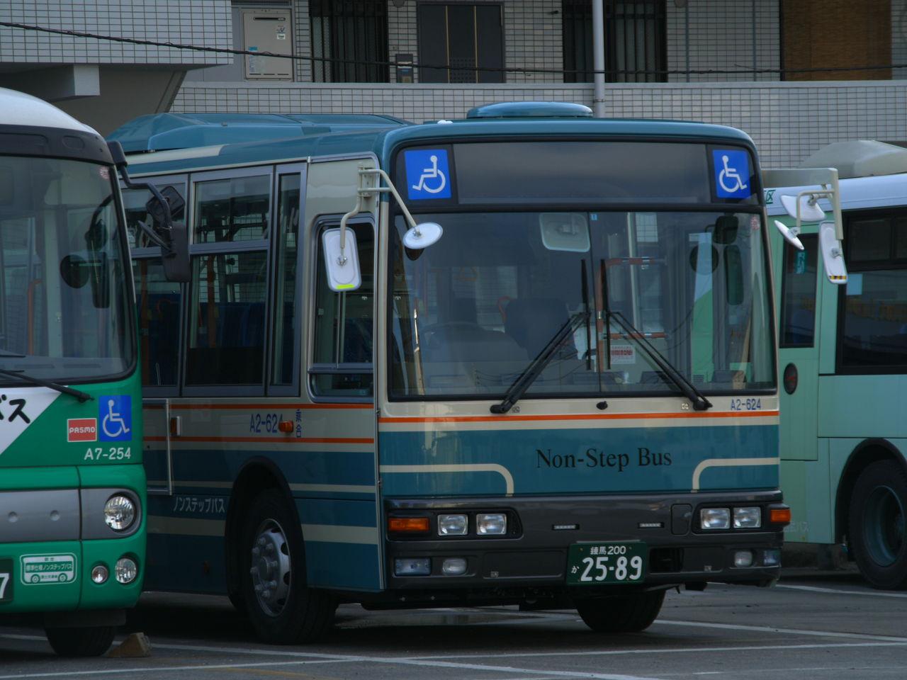 上石神井営業所に新車 : 西武関...