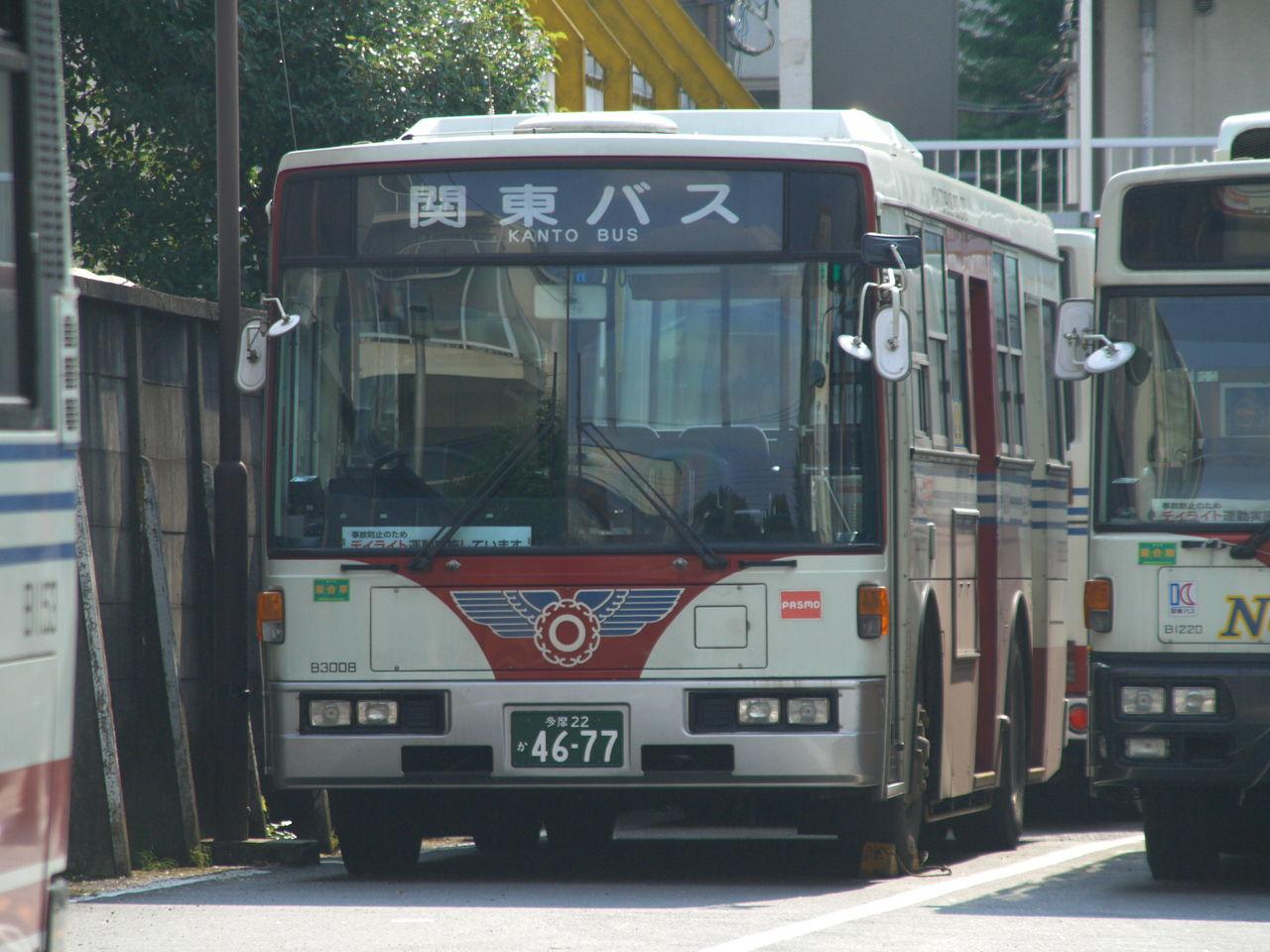 <b>関東バス</b> : 西武<b>関東バス</b>日記