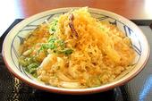 『丸亀製麺』『かけうどん・大』♪
