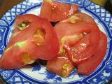 初トマト♪