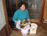 母ちゃん誕生日