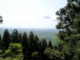 清水寺から見た景色