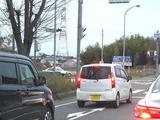 【板波橋東詰】取り締まり