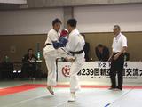 K‐2選抜トーナメント軽中量級・山本彪選手