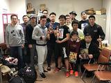 『HOOST CUP KINGS KYOTO4』全員勝利!