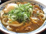 『丸亀製麺』『カレーうどん・大』
