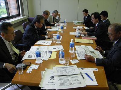 滝沢村での研修