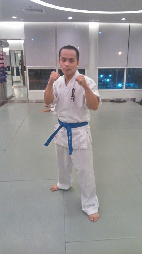 THU BLUE BELT