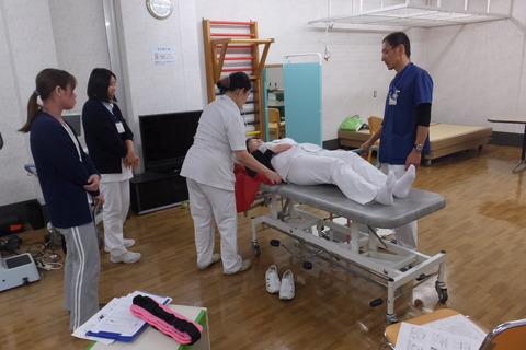 腰痛予防教室2013_11