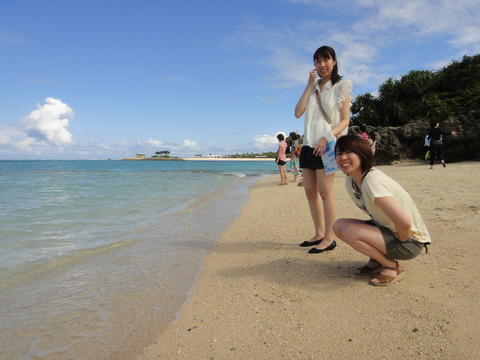 職員旅行(沖縄2013)