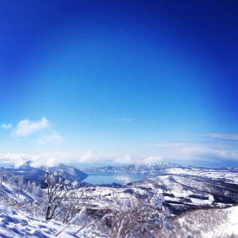 北海道スキー旅行