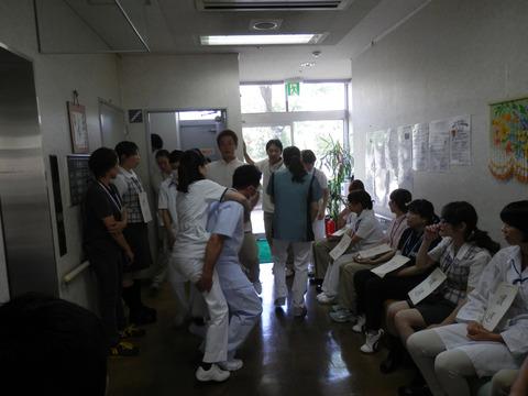 青翔苑防火訓練3