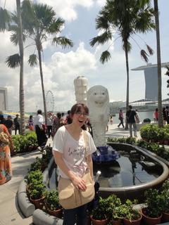 シンガポール旅行1