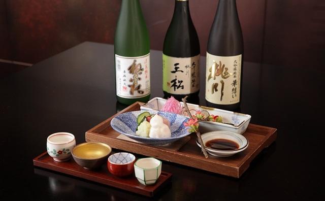 日本酒・和食