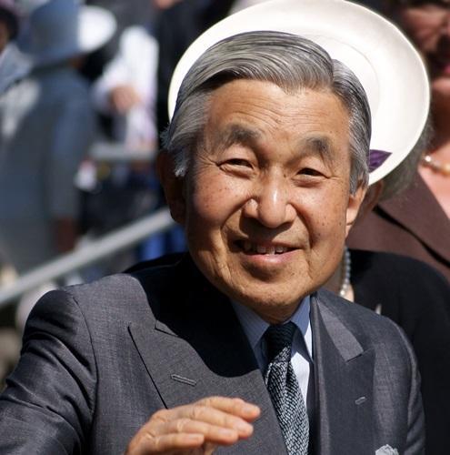 天皇陛下(平成)