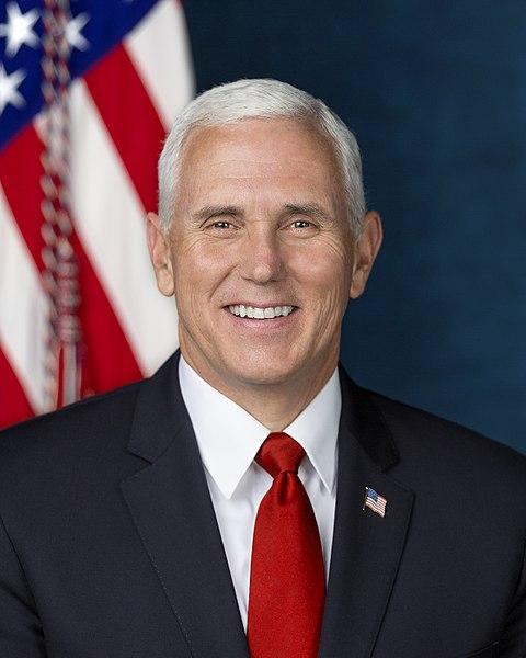 マイク・ペンス副大統領