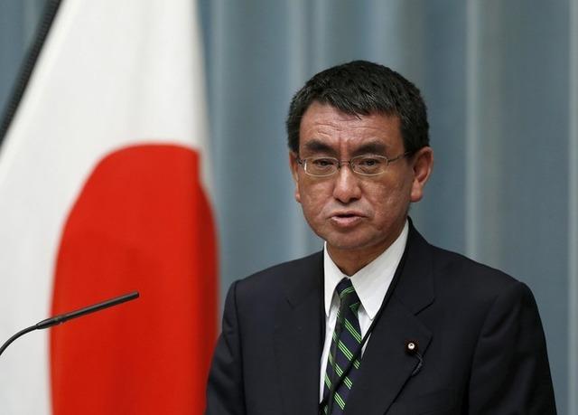 日本政府関係者「河野外相が会談で韓国側に明確に抗議した!ムン議長の謝罪と発言撤回を求めた!」