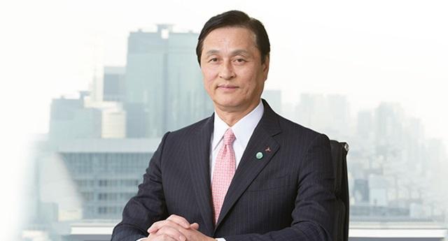 三菱電機・杉山社長