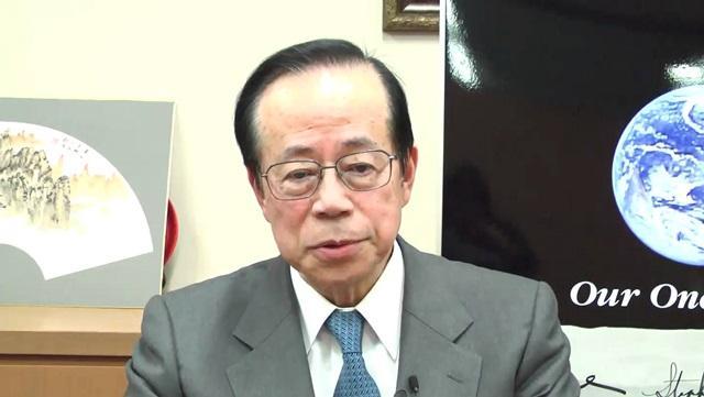 福田康夫元総理大臣