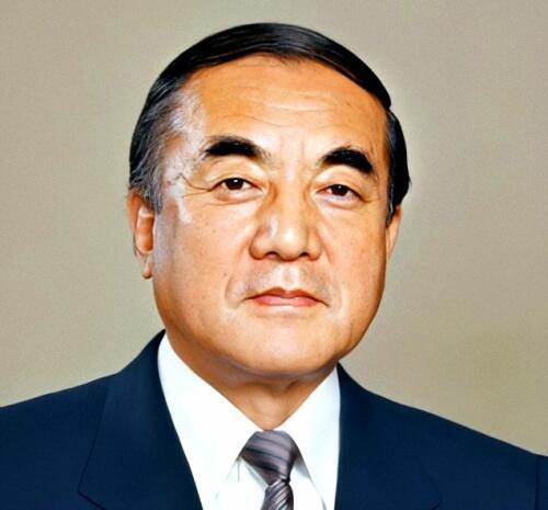中曽根元総理