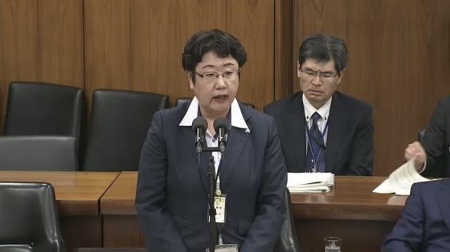 佐々木聖子・出入国在留管理庁長官