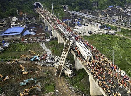 中国主導の高速鉄道計画は欠陥だ...