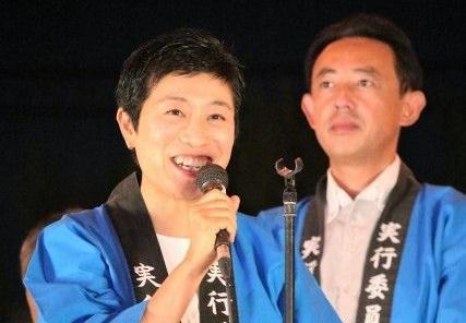 【大阪地震ブロック塀、倒壊事件】高槻市長と辻元清美の怪しい関係がネットで話題に…