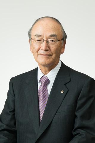 新日鉄住金の名誉会長 三村明夫